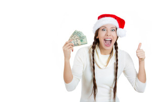 Five Ways to Add Funds to Your Holiday Wallet