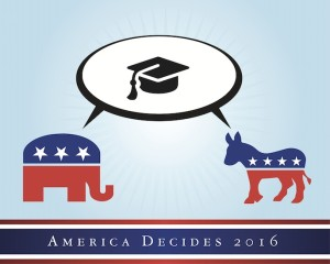 The 2016 Presidential Candidates Views on Education: Part 1