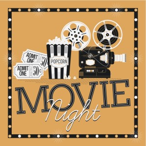 Back To School Fundraiser Part 1: Watch A Movie!